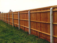 Close Board Fencing Northampton Security Fencing Ltd