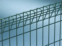 Roll Top mesh system